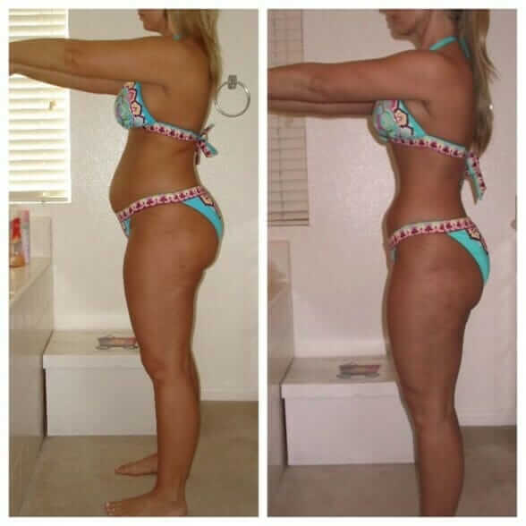 before and after 21 day fix
