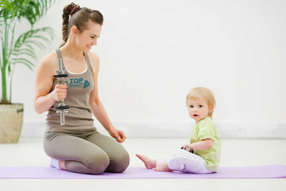 Top workouts for post pregnancy