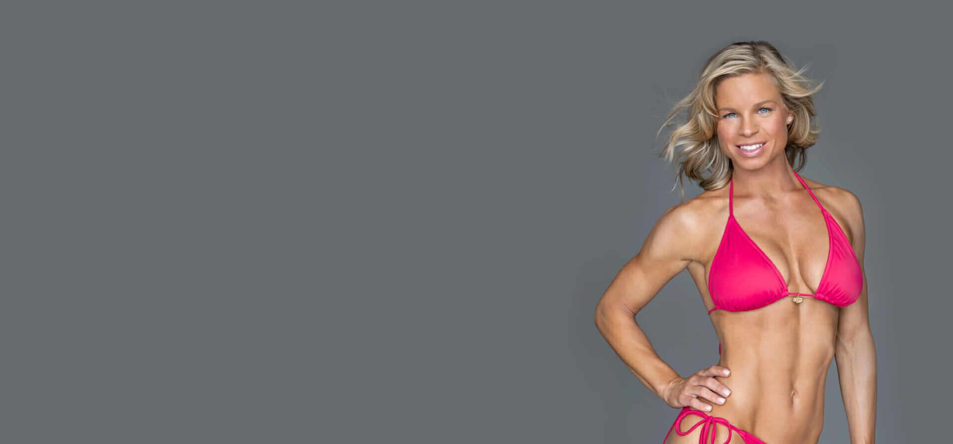 Jen Ferruggia's Bikini Body Workout